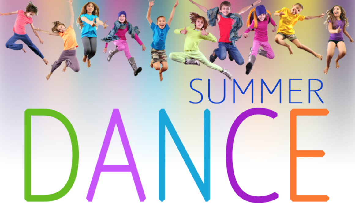 Summer Dance Benefits